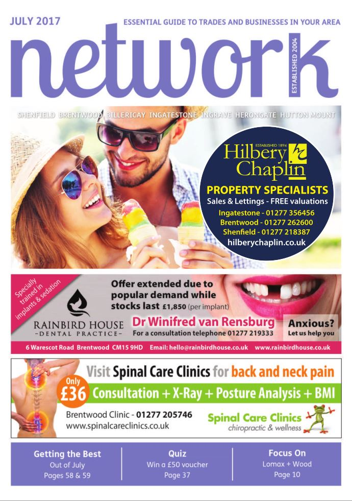 Local Brentwood July 2017