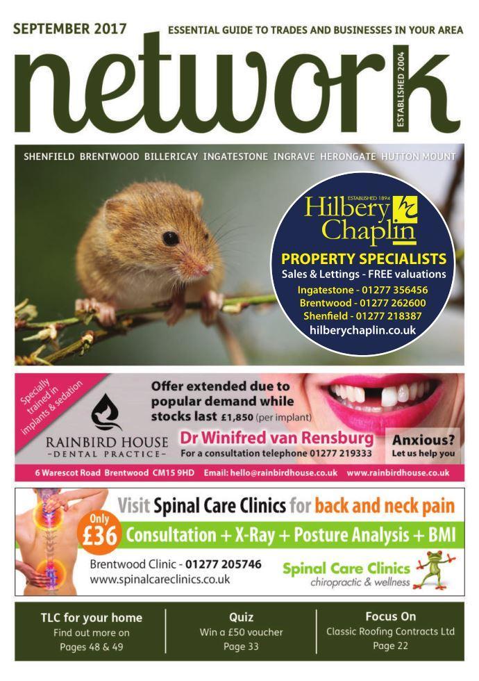 Field mouse cover September 2017