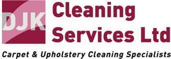 DJK Cleaning Services Logo