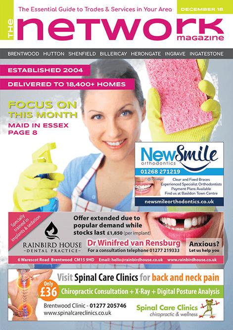 Network magazine December 2019 edition