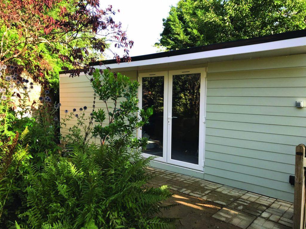 Brentwood garden room
