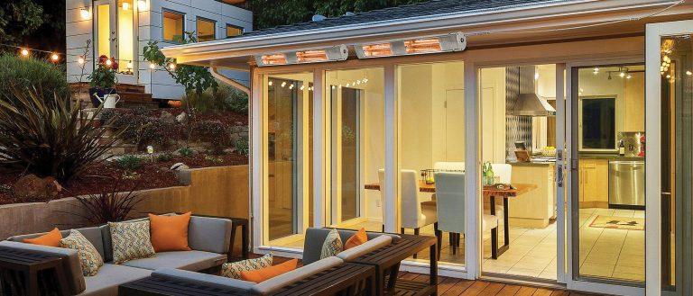 WPG Infrared outdoor heater